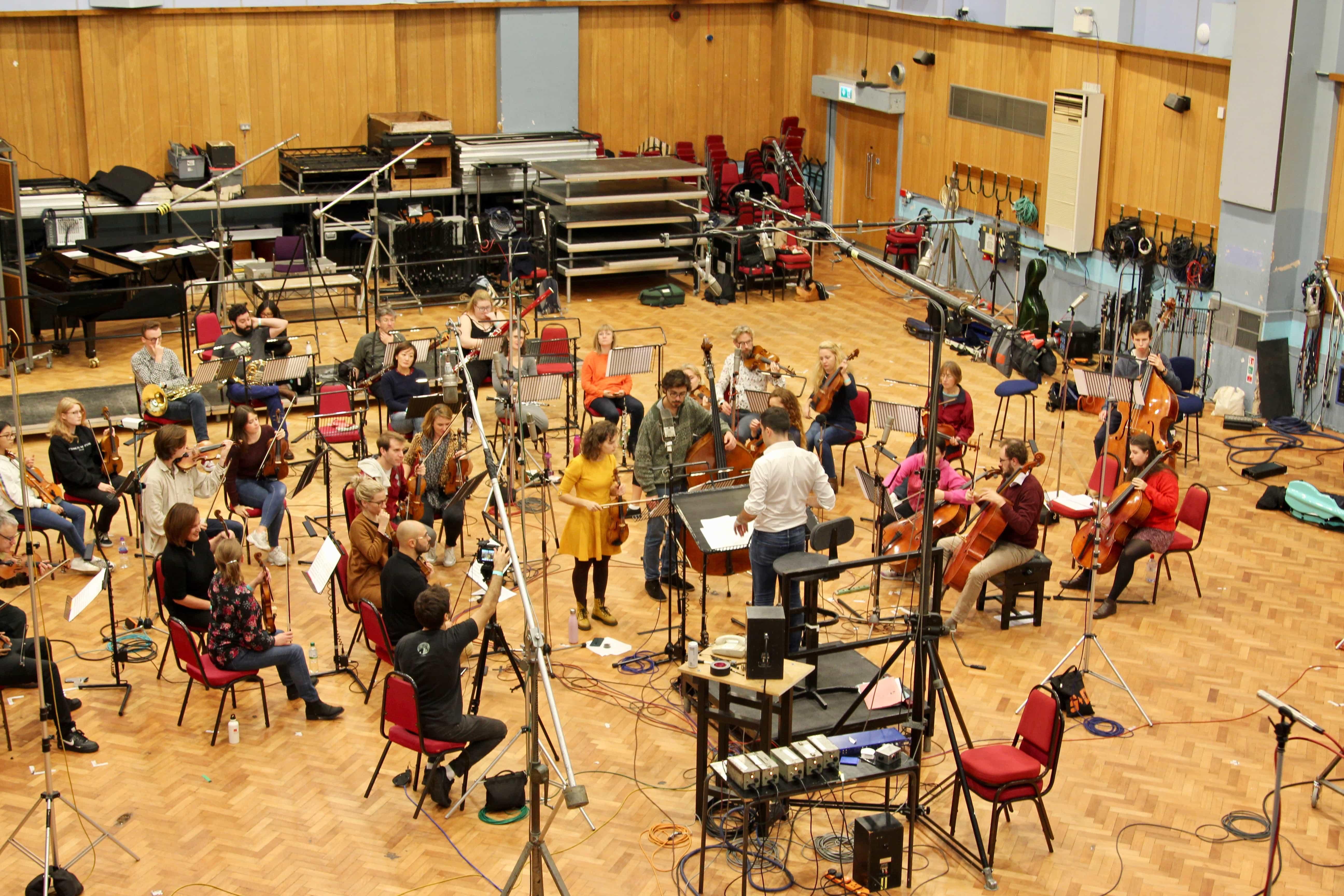 Das London Euphonia Orchestra